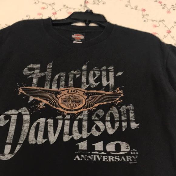 7248edea2fae01 Harley-Davidson Other - Harley Davidson Black T Shirt